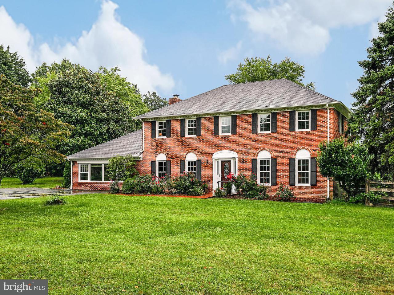 一戸建て のために 売買 アット 4507 Sanders Lane 4507 Sanders Lane Catharpin, バージニア 20143 アメリカ合衆国