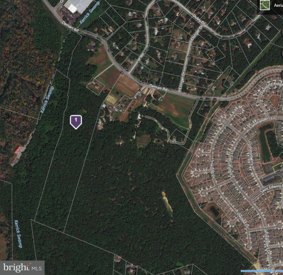 土地,用地 为 销售 在 10885 Demarr Road 10885 Demarr Road White Plains, 马里兰州 20695 美国