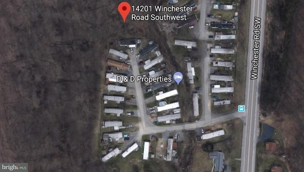 Commercial for Sale at 14201 Winchester Rd Cumberland, Maryland 21502 United States