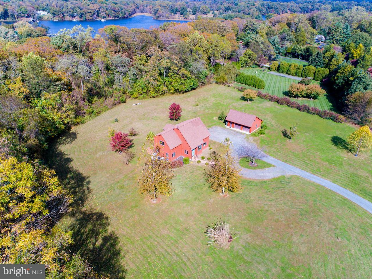 Частный односемейный дом для того Продажа на 13950 Huyett Lane 13950 Huyett Lane Galena, Мэриленд 21635 Соединенные Штаты