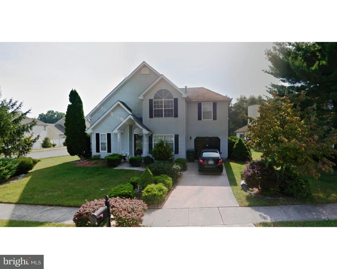 Casa Unifamiliar por un Alquiler en 140 STONEHAM Drive Glassboro, Nueva Jersey 08028 Estados Unidos