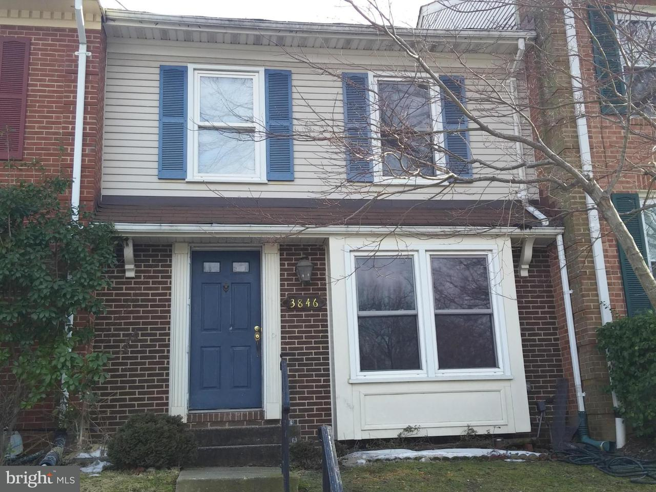 Other Residential for Rent at 3846 Gateway Ter #37 Burtonsville, Maryland 20866 United States