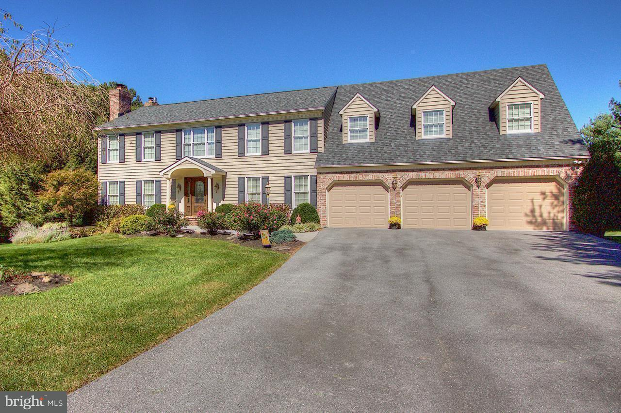 Single Family Home for Sale at 1703 Indigo Court 1703 Indigo Court Forest Hill, Maryland 21050 United States