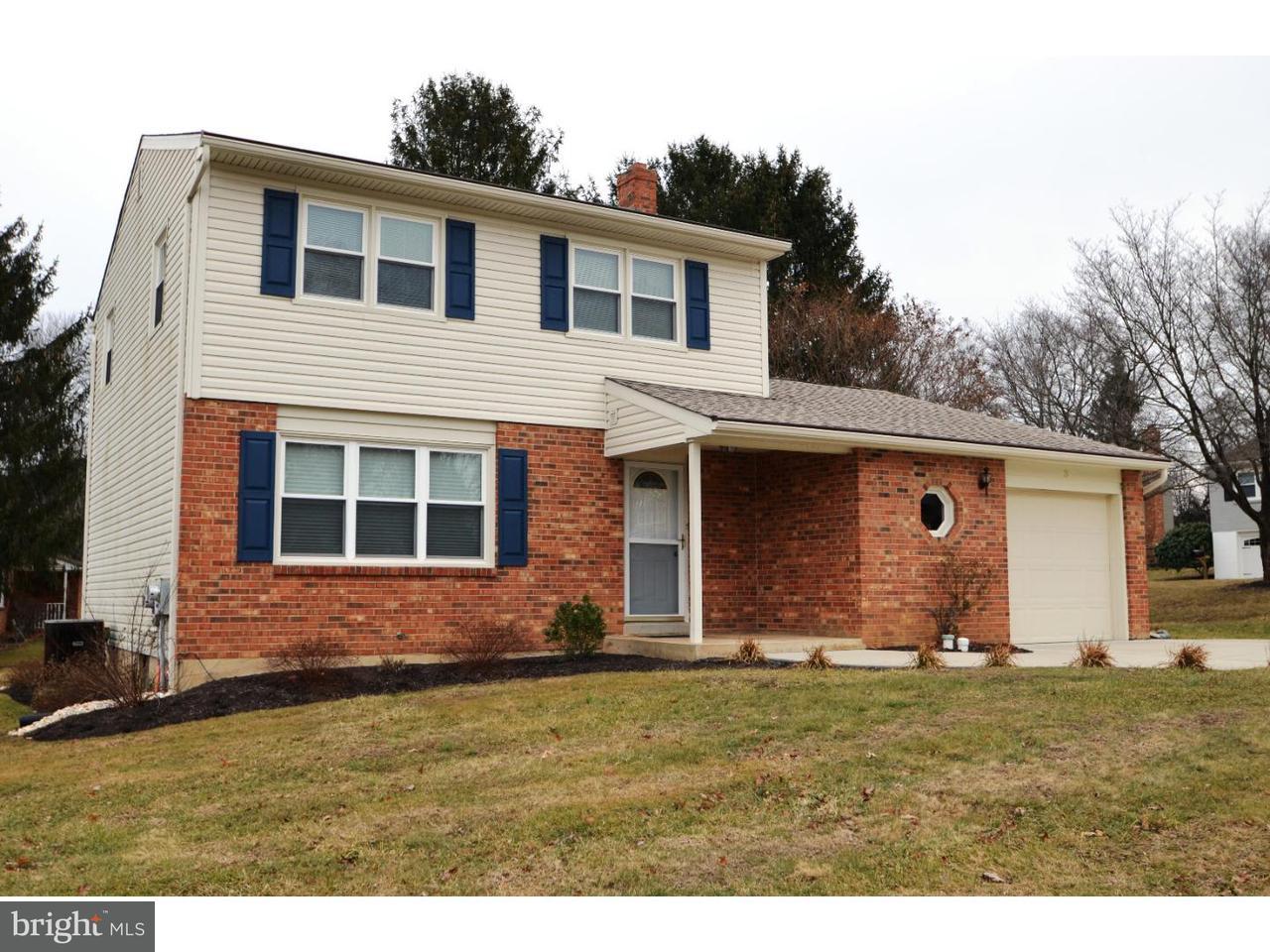 Maison unifamiliale pour l Vente à 3 LAUREL Lane West Grove, Pennsylvanie 19390 États-Unis
