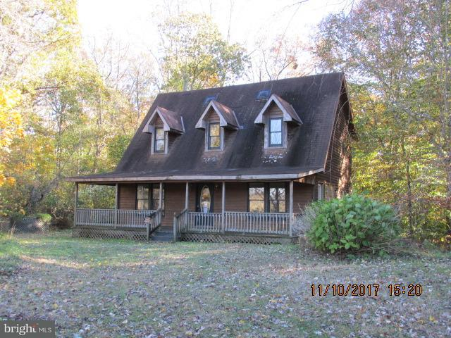 Single Family for Sale at 2819 Crookhorn Rd Foneswood, Virginia 22572 United States