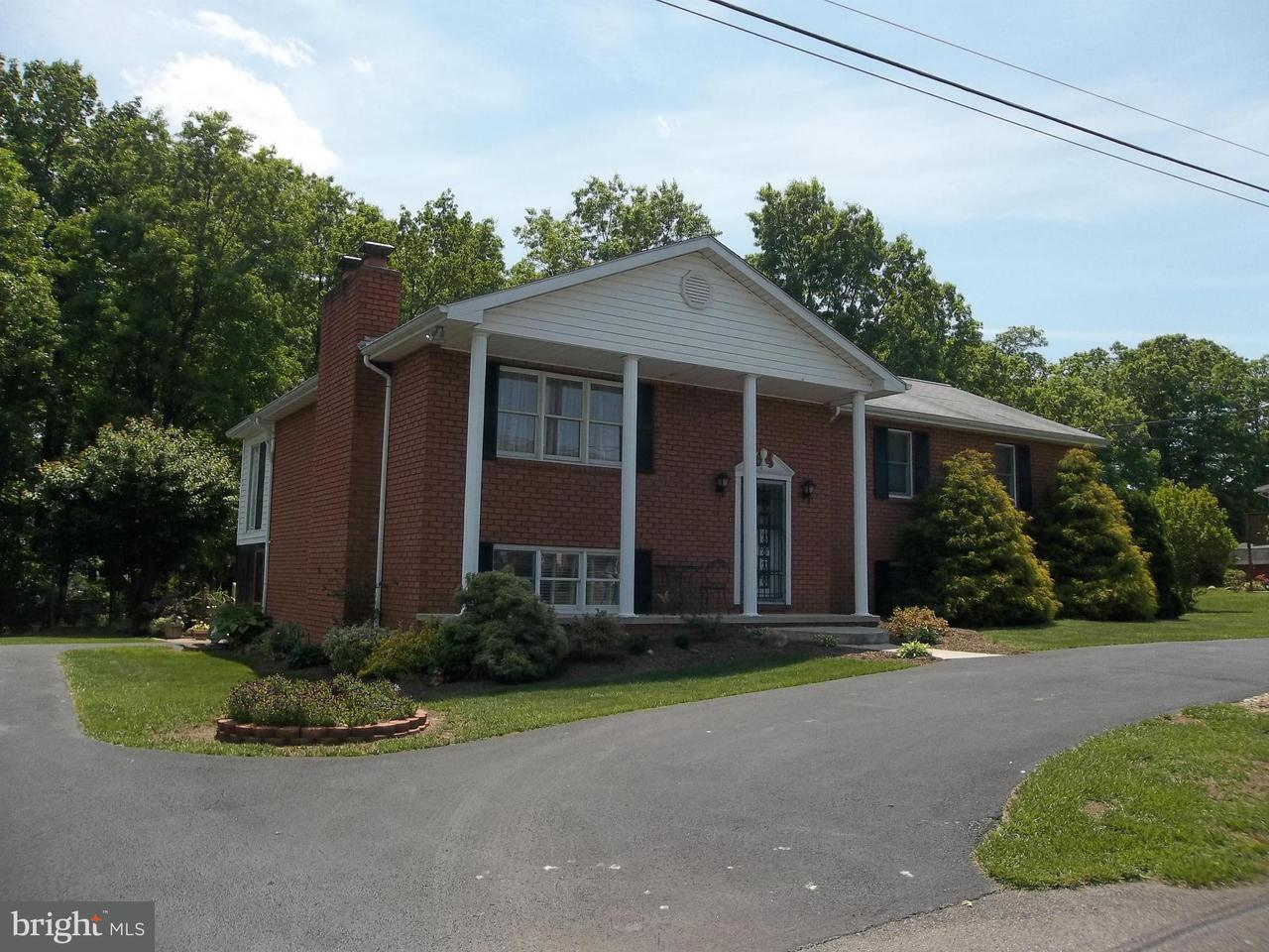 Single Family for Sale at 262 Roseanna St Wiley Ford, West Virginia 26767 United States