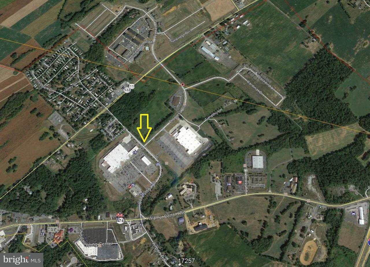 Land for Sale at Lot 2 Conestoga Drive Lot 2 Conestoga Drive Shippensburg, Pennsylvania 17257 United States
