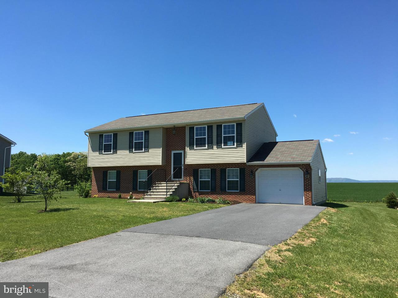Single Family for Sale at 15423 Camden Dr Greencastle, Pennsylvania 17225 United States