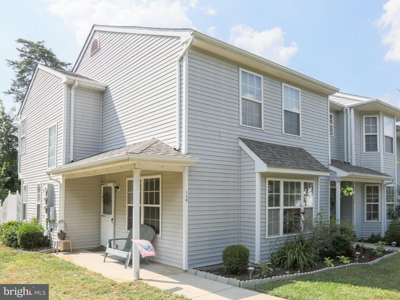Casa unifamiliar adosada (Townhouse) por un Venta en 130 PENDRAGON WAY Mantua, Nueva Jersey 08051 Estados Unidos