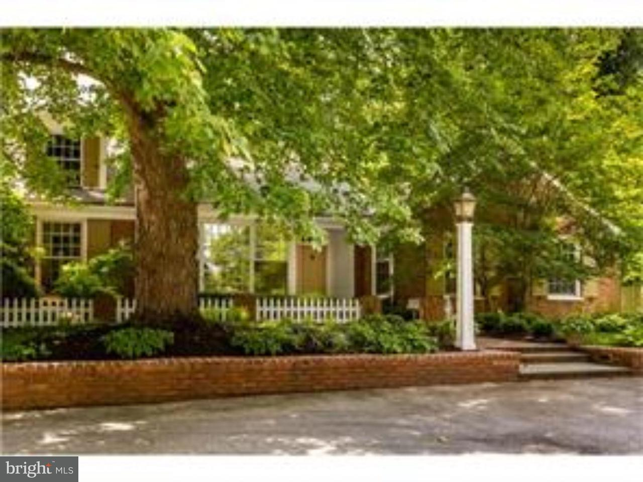 独户住宅 为 出租 在 400 S ITHAN Avenue 维拉诺瓦, 宾夕法尼亚州 19085 美国
