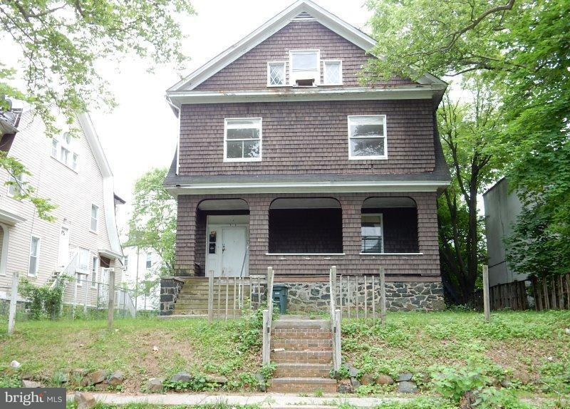 Other Residential for Sale at 3507 Powhatan Ave Baltimore, Maryland 21216 United States