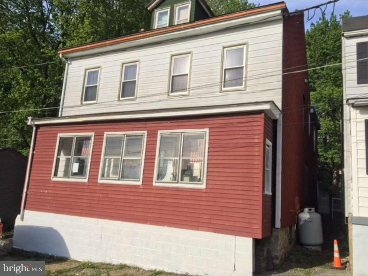 Частный односемейный дом для того Продажа на 336 HIGH Street Minersville, Пенсильвания 17954 Соединенные Штаты