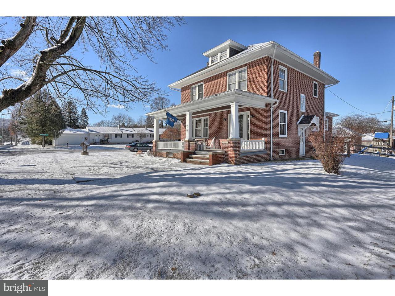 Casa Unifamiliar por un Venta en 488 HILL Road Wernersville, Pennsylvania 19565 Estados Unidos
