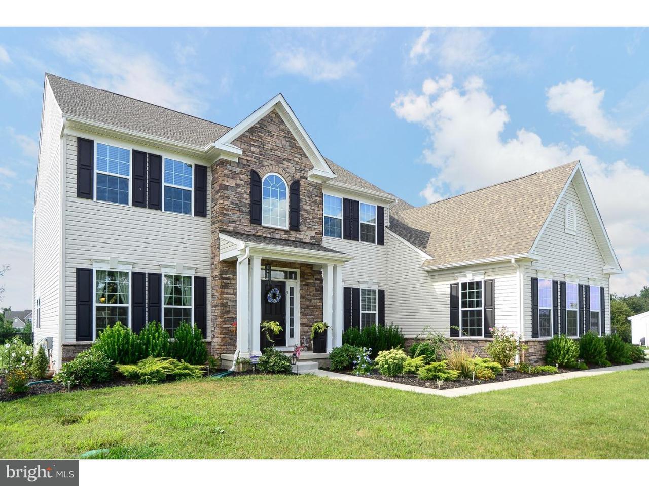 Maison unifamiliale pour l à louer à 3 ALEXIS Court Woolwich Township, New Jersey 08085 États-Unis