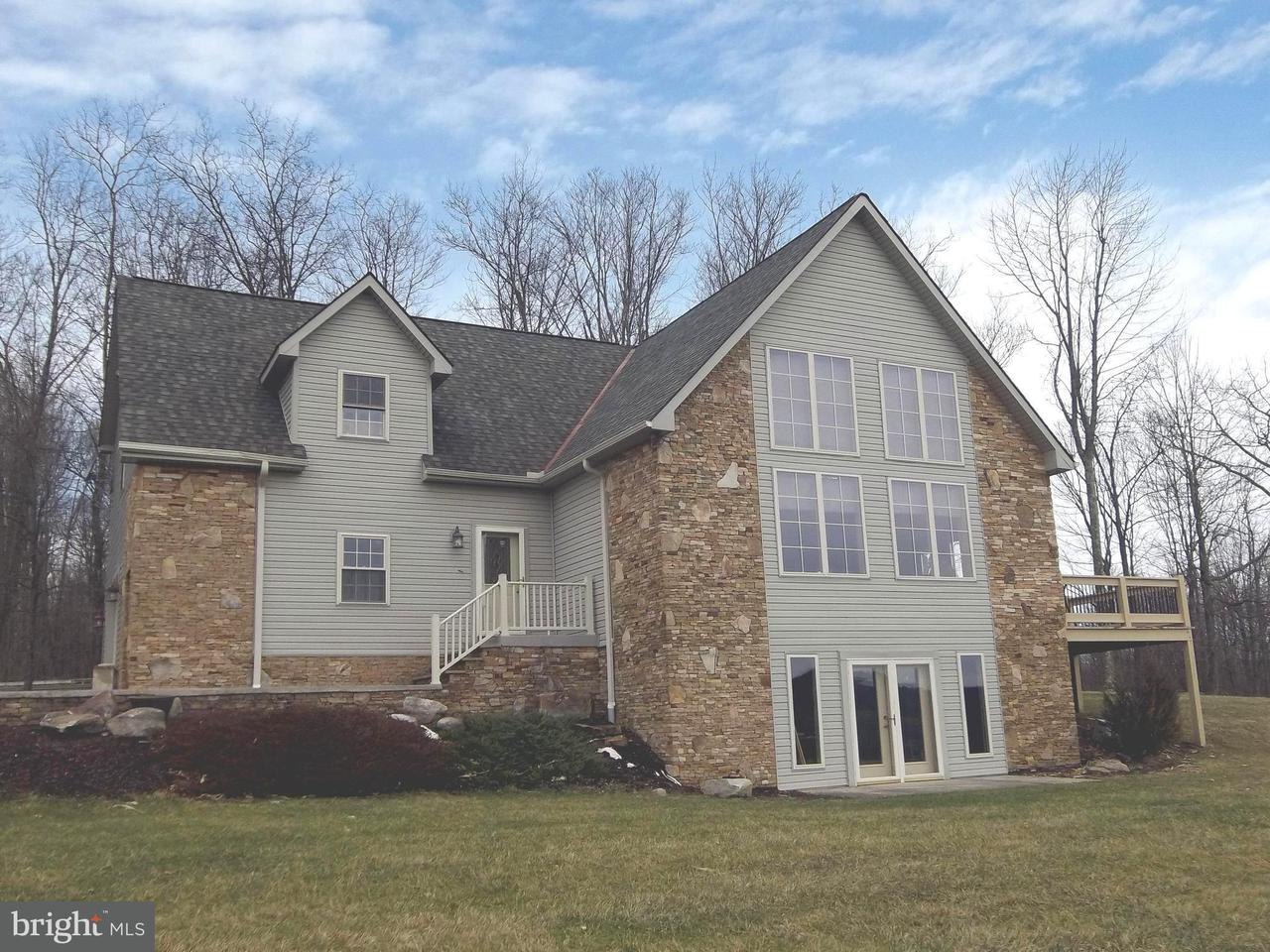 Single Family for Sale at 1725 Chestnut Ridge Rd Grantsville, Maryland 21536 United States