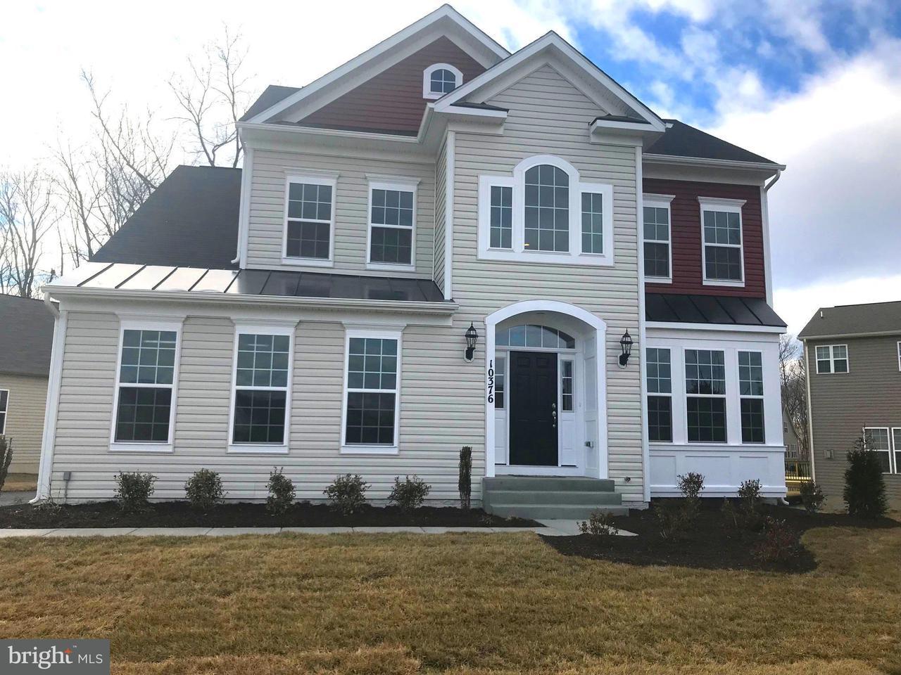 Частный односемейный дом для того Продажа на 10376 Twin Leaf Drive 10376 Twin Leaf Drive Bristow, Виргиния 20136 Соединенные Штаты