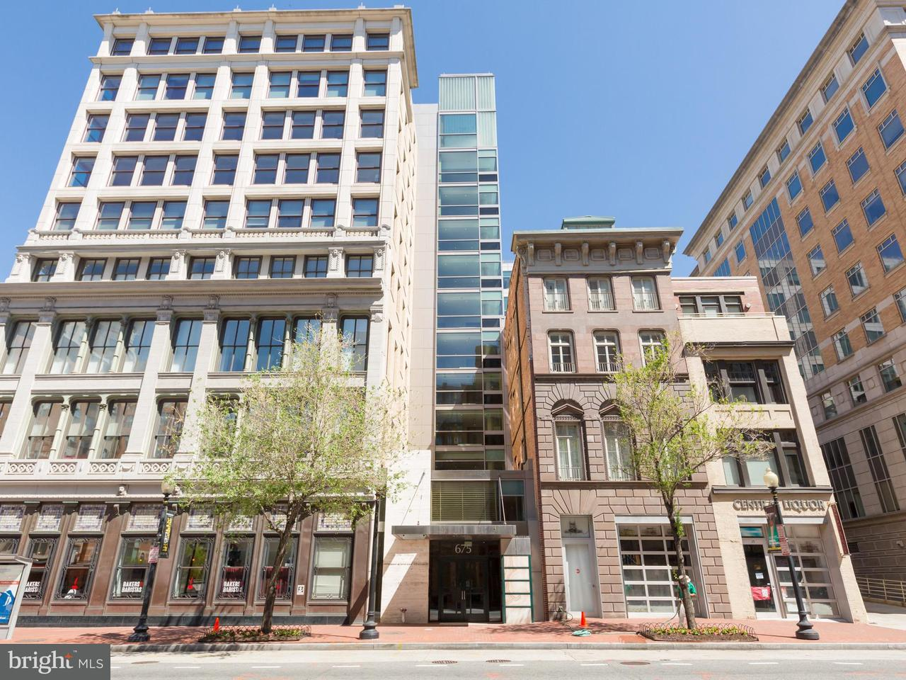 Condominium for Rent at 675 E St NW #200 Washington, District Of Columbia 20004 United States