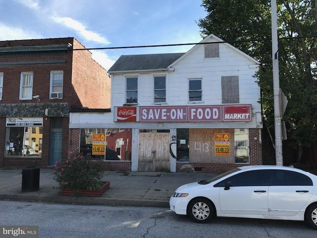 Commercial for Sale at 413 Patapsco Ave E Baltimore, Maryland 21225 United States