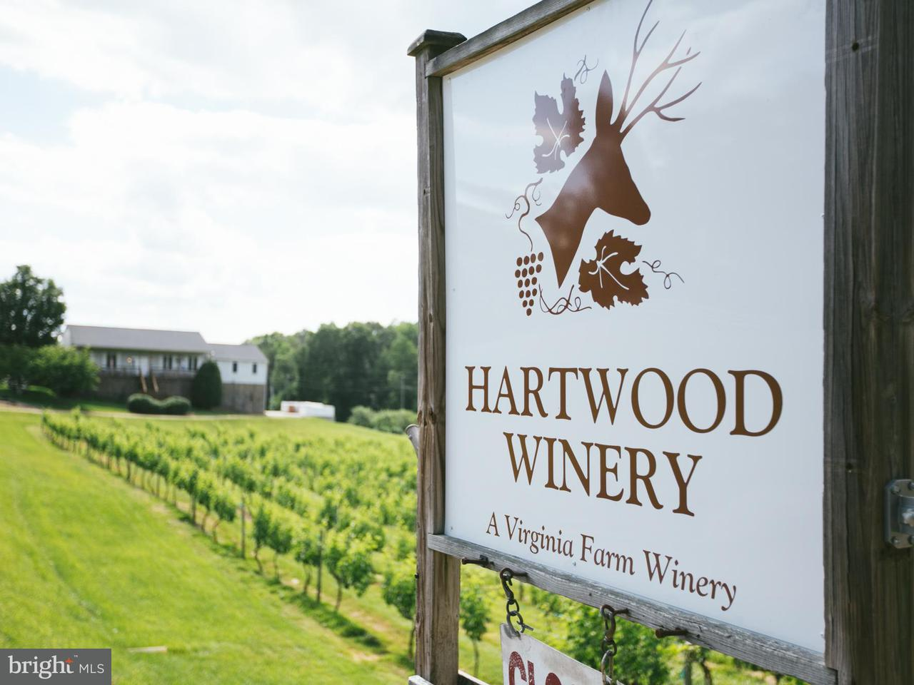 Farm for Sale at 345 Hartwood Rd Fredericksburg, Virginia 22406 United States