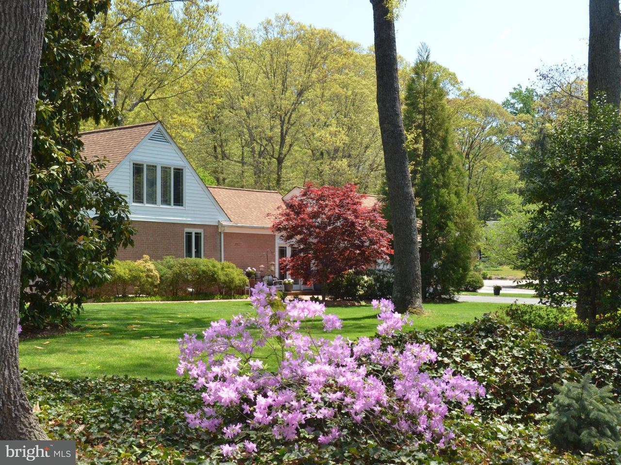 Single Family Home for Sale at 4 Saint Ives Drive 4 Saint Ives Drive Severna Park, Maryland 21146 United States