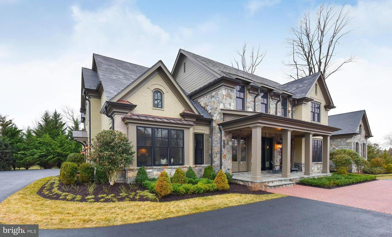 Single Family Home for Sale at 8301 Woodlea Mill Road 8301 Woodlea Mill Road McLean, Virginia 22102 United States