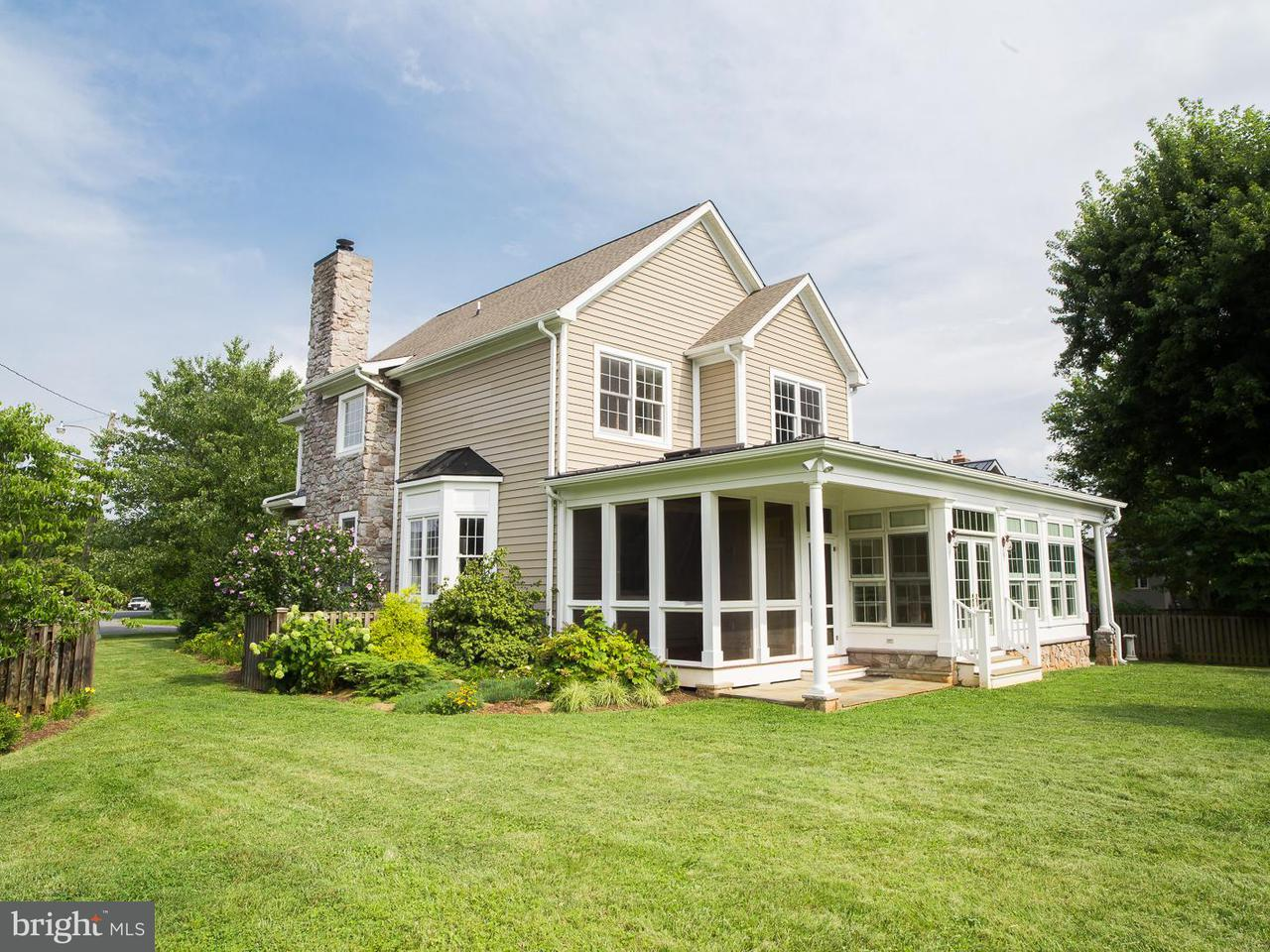 Single Family for Sale at 208 Locust St Middleburg, Virginia 20117 United States