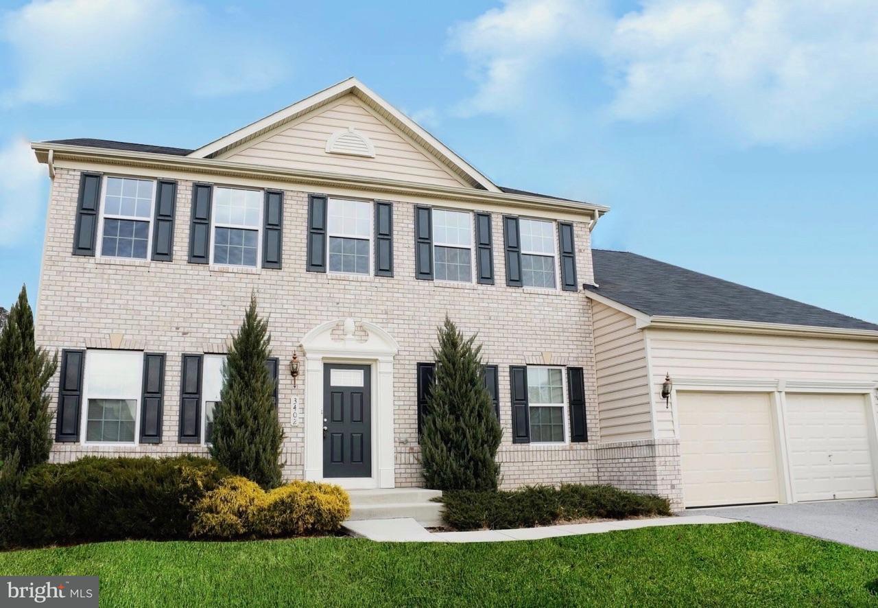 Частный односемейный дом для того Продажа на 3402 Wendells Lane 3402 Wendells Lane Accokeek, Мэриленд 20607 Соединенные Штаты