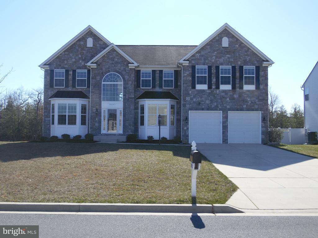 Частный односемейный дом для того Продажа на 7501 Nanjemoy Drive 7501 Nanjemoy Drive Brandywine, Мэриленд 20613 Соединенные Штаты