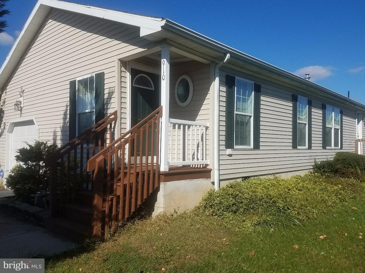 移动之家 为 销售 在 910 APPLEBERRY DR #135 Smyrna, 特拉华州 19977 美国
