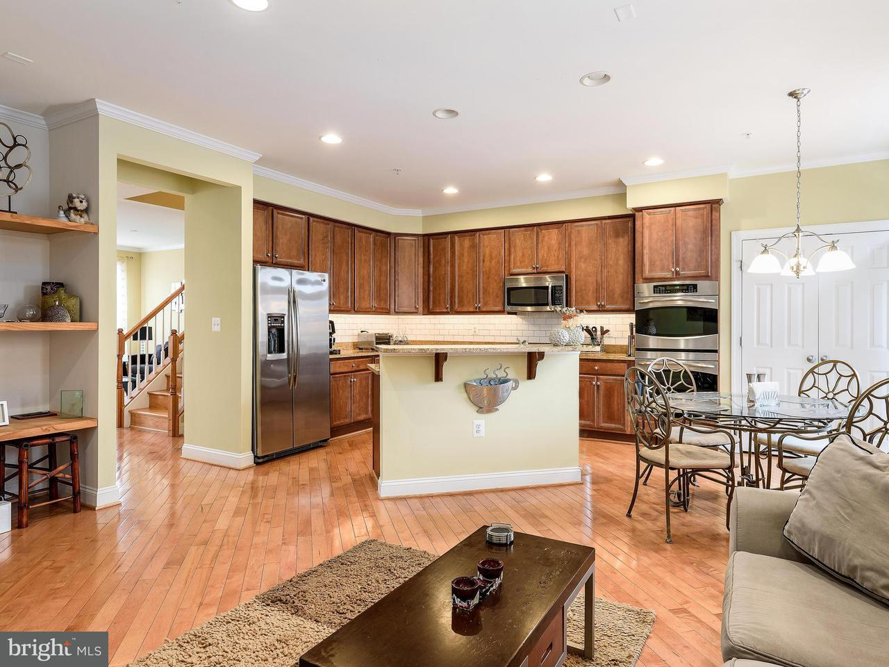 Townhouse for Sale at 802 Grace Street 802 Grace Street Herndon, Virginia 20170 United States