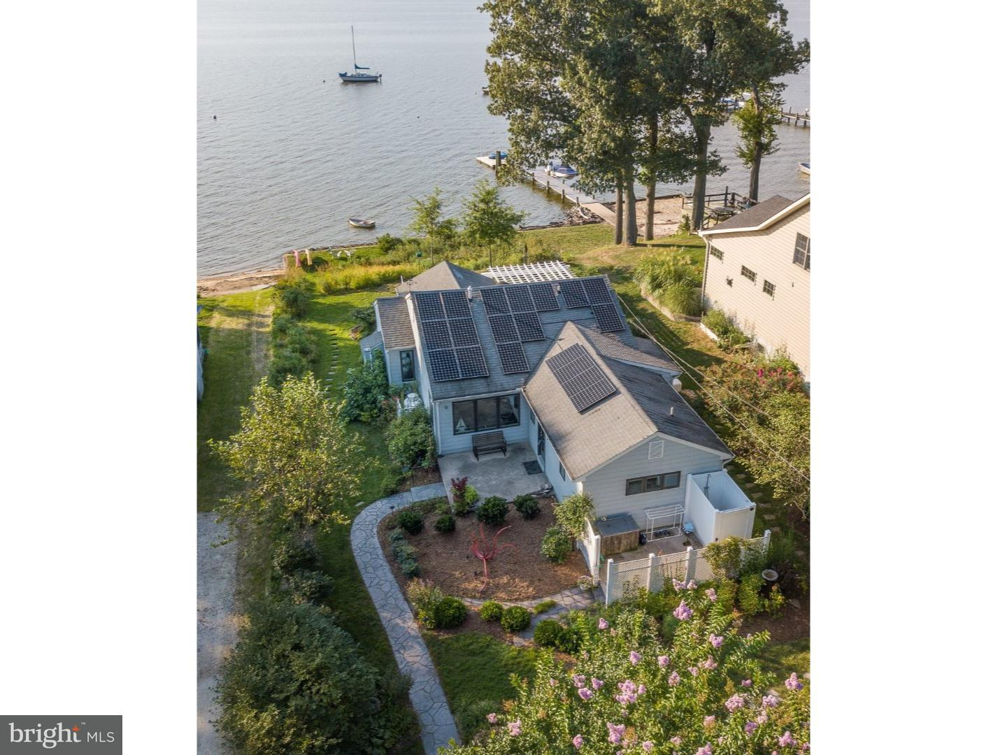 Single Family Home for Sale at 85 W SHADY BEACH Road North East, Maryland 21901 United States