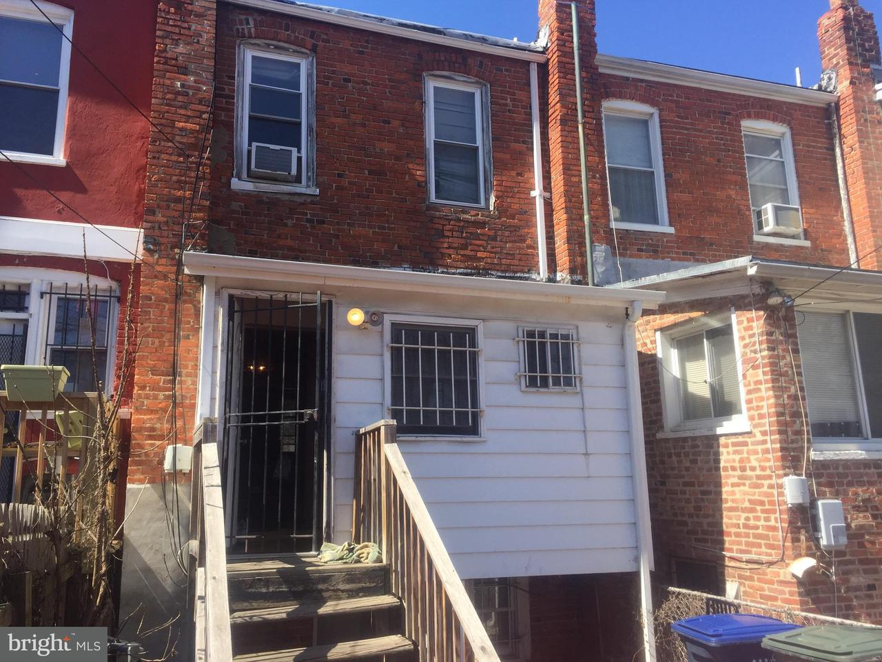 Single Family for Sale at 2411 3rd St NE Washington, District Of Columbia 20002 United States