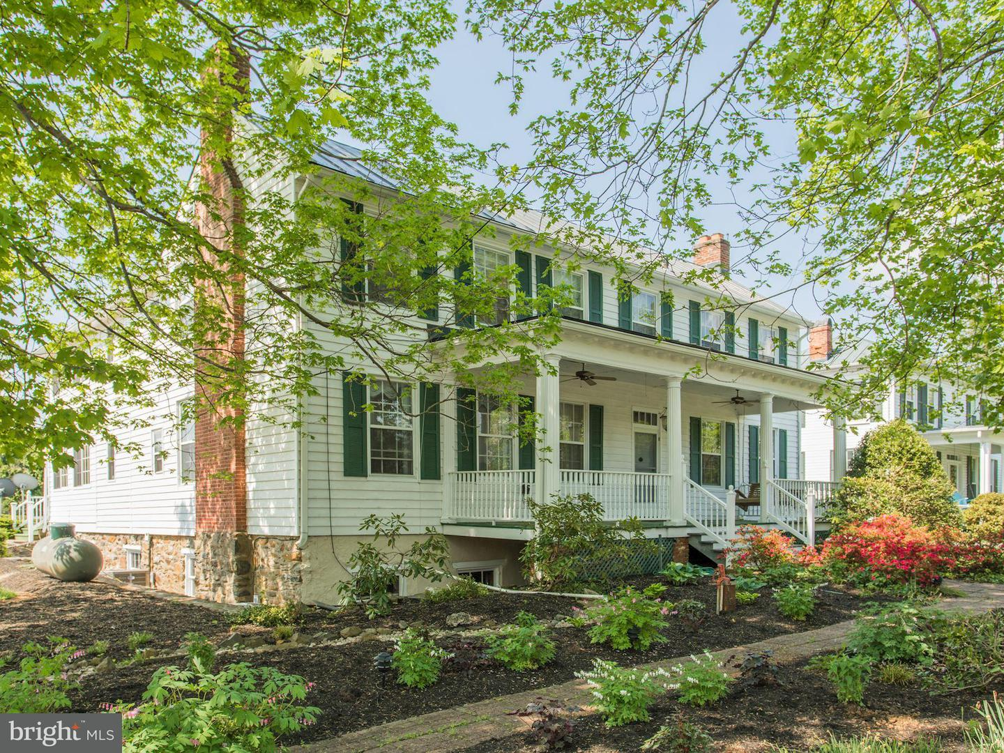 Single Family for Sale at 9075 John S Mosby Hwy Upperville, Virginia 20184 United States