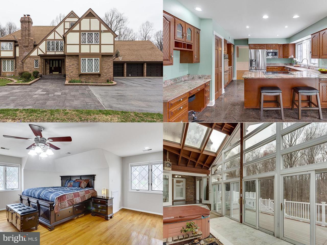 独户住宅 为 销售 在 900 Tucker Lane 900 Tucker Lane Ashton, 马里兰州 20861 美国