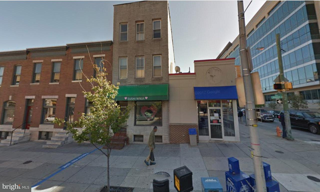 Other Residential for Rent at 2003 Monument St #2nd Fl. Or 3rd Fl Baltimore, Maryland 21205 United States