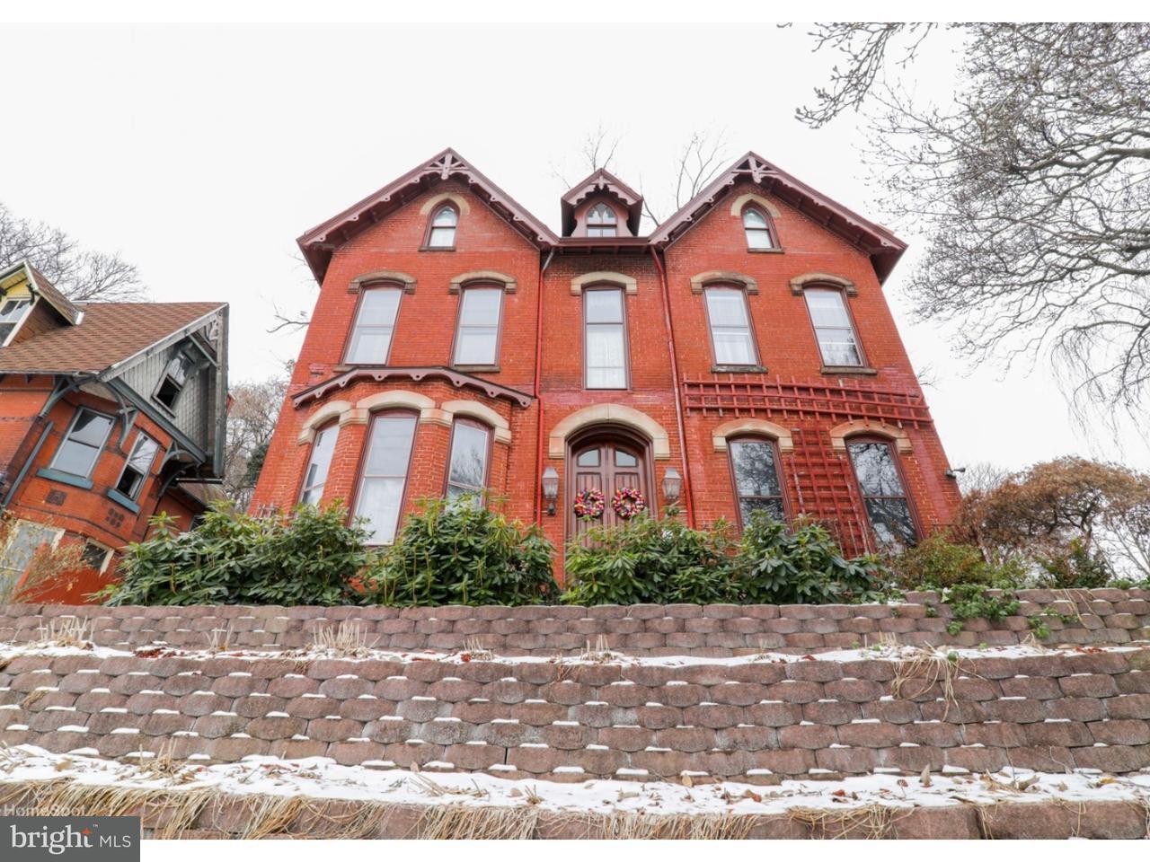 Частный односемейный дом для того Продажа на 315 S CENTRE Street Pottsville, Пенсильвания 17901 Соединенные Штаты