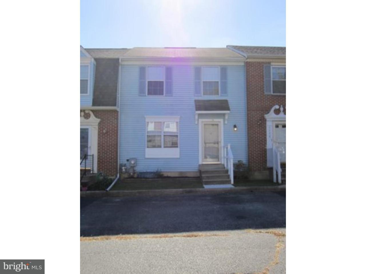 Maison accolée pour l à louer à 1138 OLD FORGE Road New Castle, Delaware 19720 États-Unis