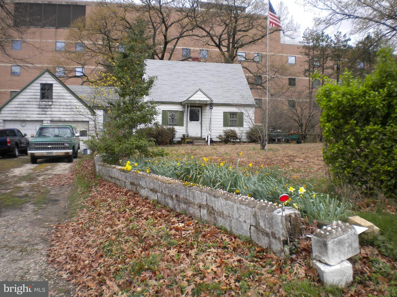 土地 のために 売買 アット 6700 Mallery Drive 6700 Mallery Drive Lanham, メリーランド 20706 アメリカ合衆国
