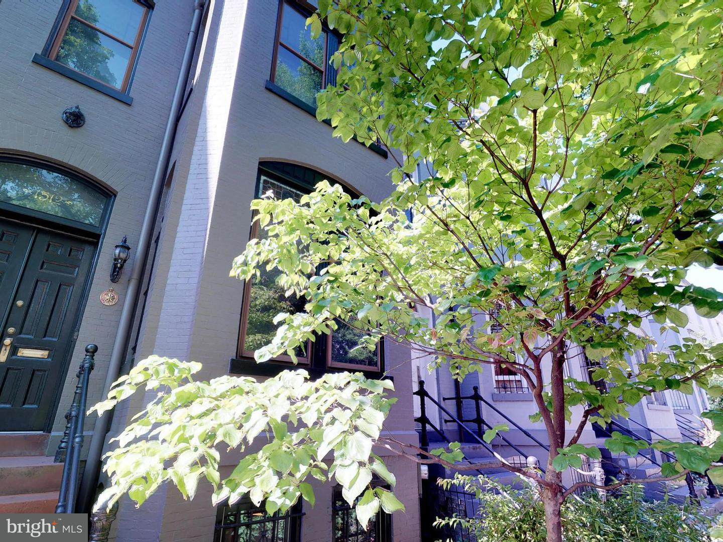 Single Family for Sale at 1512 P St NW Washington, District Of Columbia 20005 United States