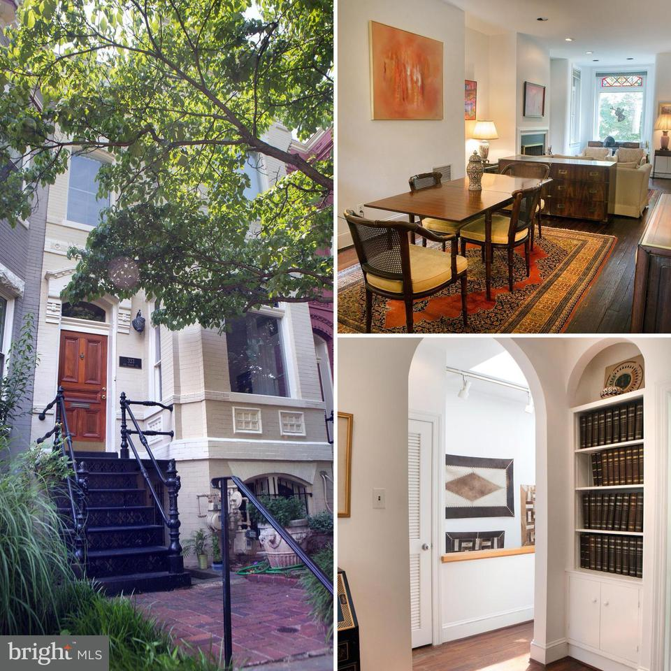 Townhouse for Sale at 323 5th St Se 323 5th St Se Washington, District Of Columbia 20003 United States