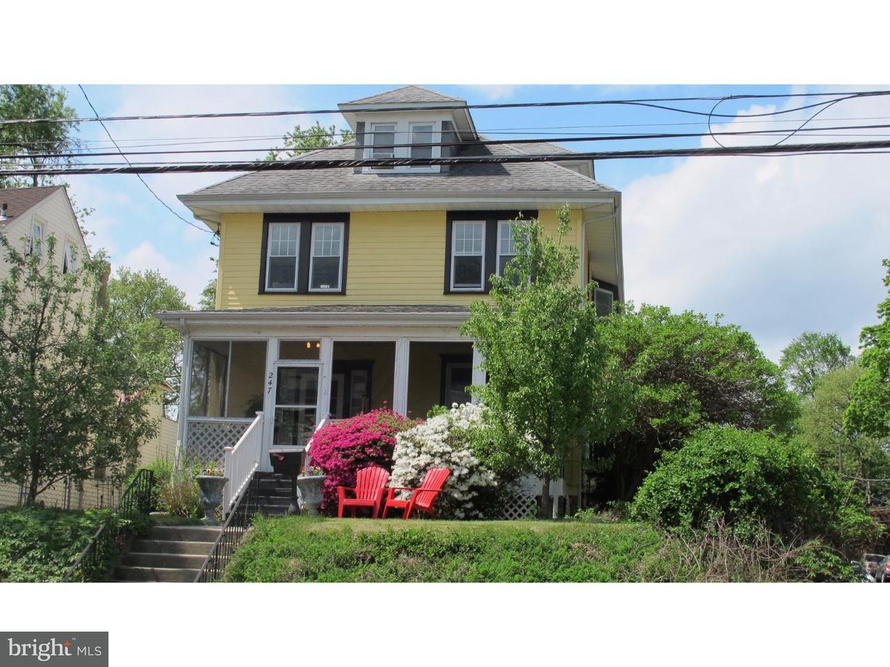 独户住宅 为 销售 在 247 N PENNSYLVANIA Avenue Morrisville, 宾夕法尼亚州 19067 美国
