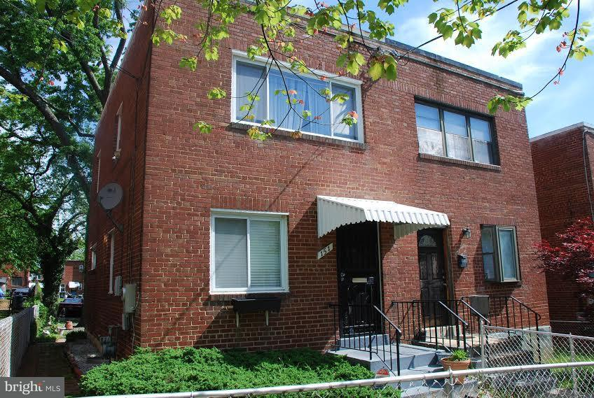 Single Family for Sale at 151 Elmira St SW Washington, District Of Columbia 20032 United States