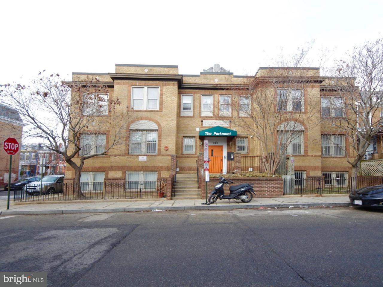Single Family for Sale at 529 Lamont St NW #303 Washington, District Of Columbia 20010 United States