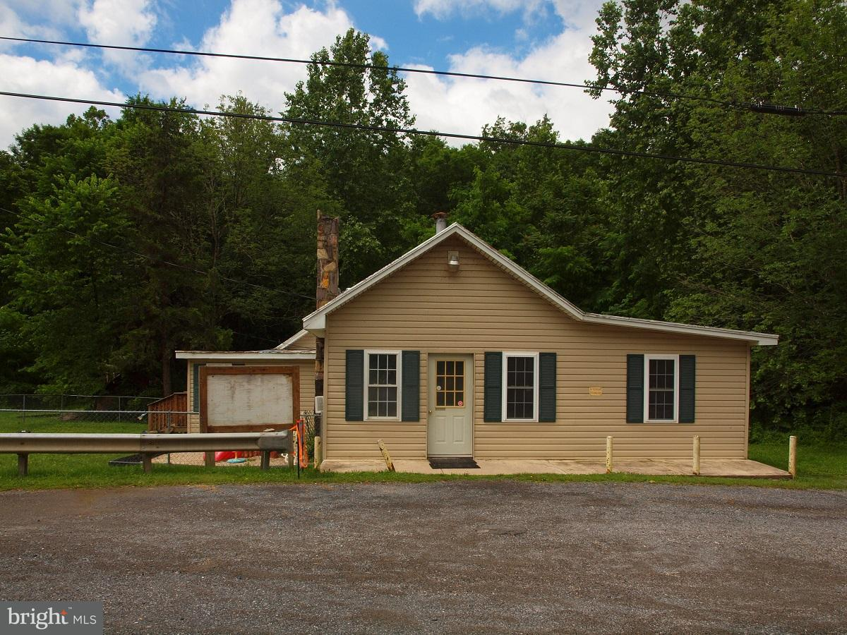 Single Family for Sale at 13575 Blue Gray Trail Brandywine, West Virginia 26802 United States