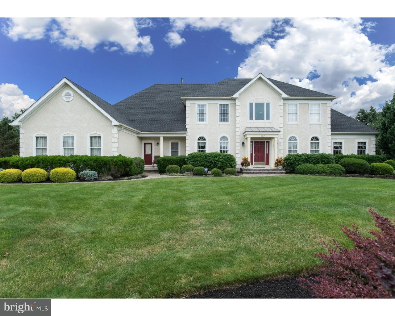 Moradia para Venda às 115 GRAYSON Drive Belle Mead, Nova Jersey 08502 Estados UnidosEm/Em torno de: Montgomery Township