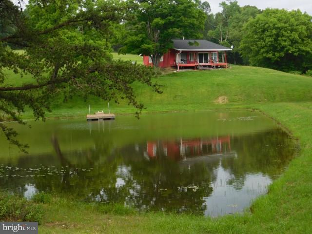 Land for Sale at 496 Tanglewood Dr Slanesville, West Virginia 25444 United States