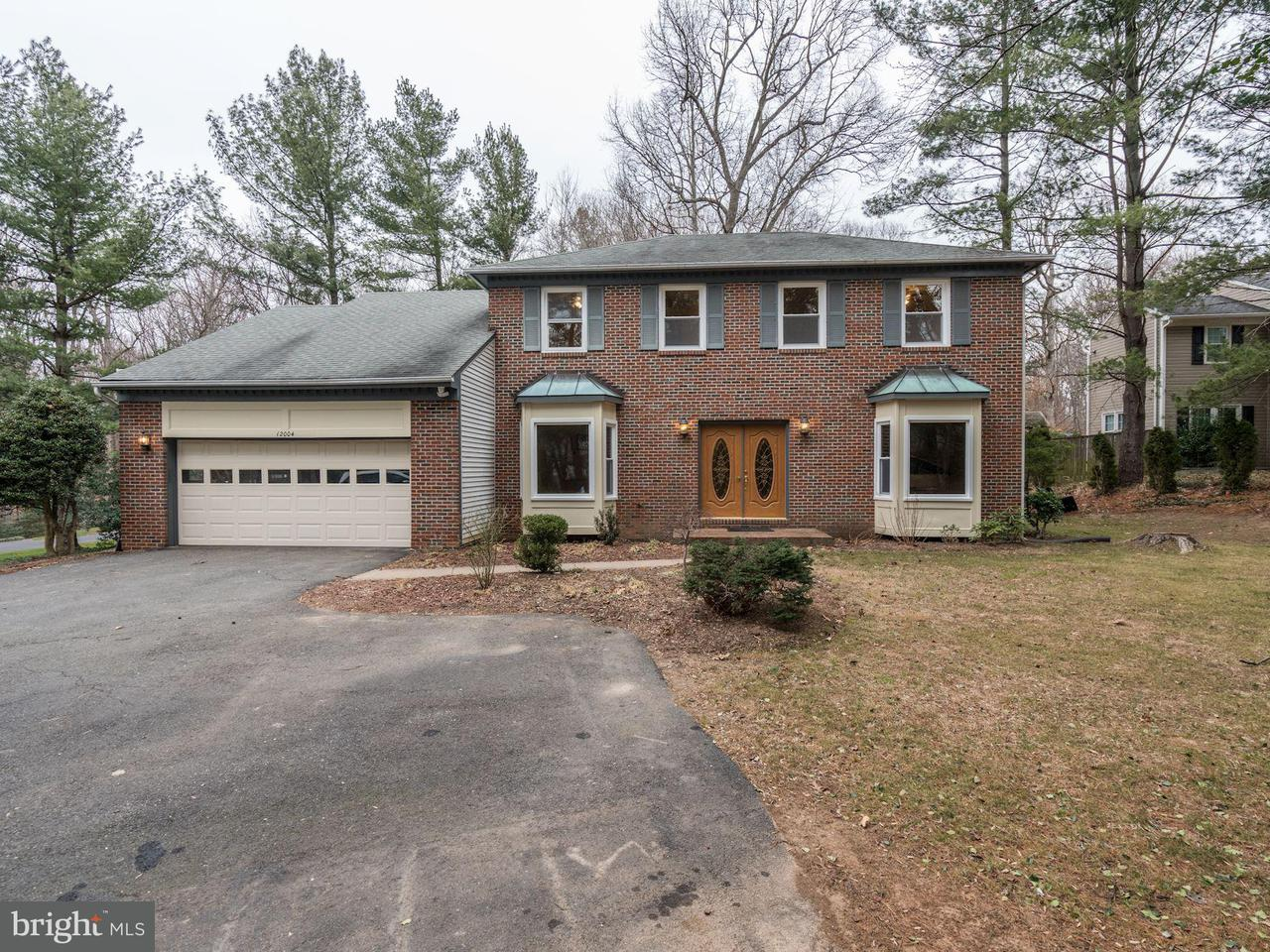 Single Family Home for Sale at 12004 Vale Road 12004 Vale Road Oakton, Virginia 22124 United States
