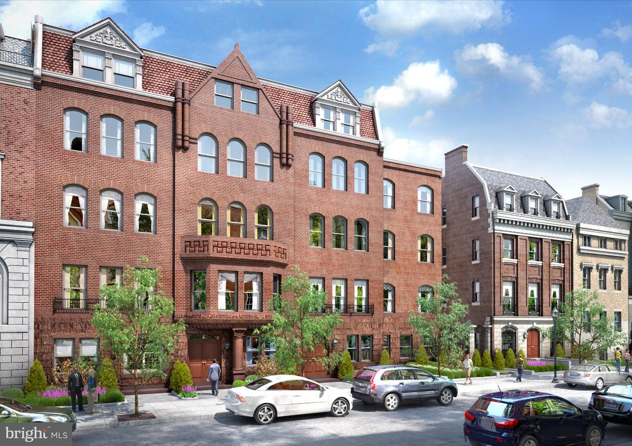 Single Family for Sale at 1745 N St NW #414 Washington, District Of Columbia 20036 United States