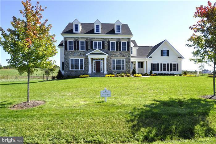 Частный односемейный дом для того Продажа на 12340 Point Ridge Drive 12340 Point Ridge Drive Fulton, Мэриленд 20759 Соединенные Штаты