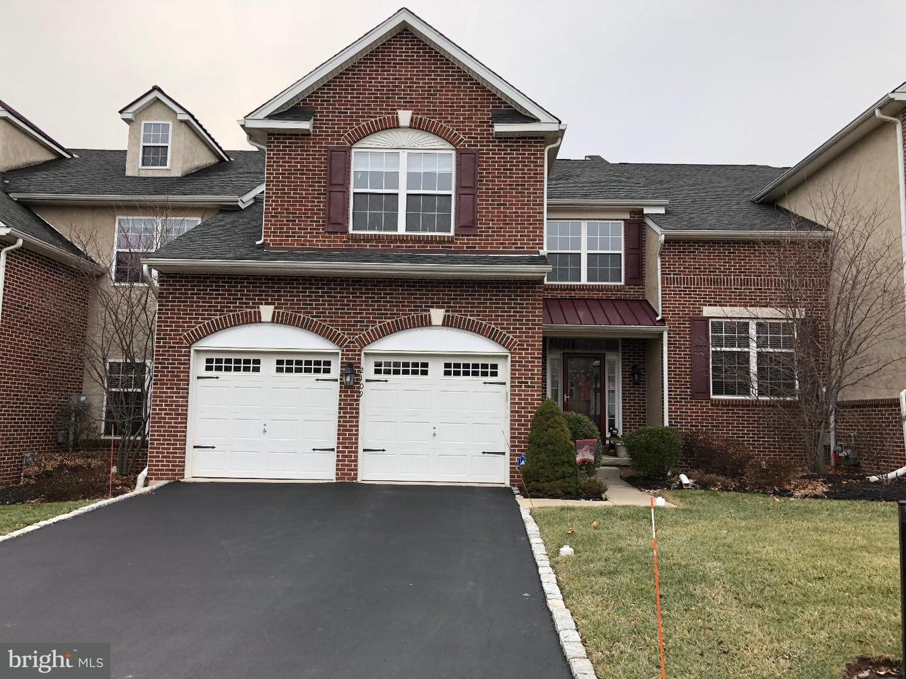 Townhouse for Rent at 2109 EASTPORT WAY Harleysville, Pennsylvania 19438 United States